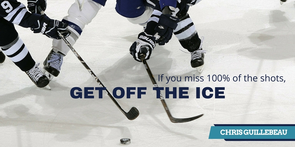 chris-guillebeau-quote-get-off-the-ice